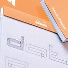 Cuadernos y blocs para lettering y caligrafía