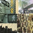 Servilletas para decoupage decoradas con imágenes de América