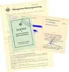 Historische Dokumente VKSK