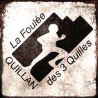 logo Foulée des 3 Quilles 2016