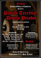 Pasion Terrenal, Divino Pecado (2001)