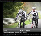 Tim Schrick und Klaus Eweleit, Entscheidung am Nürburgring
