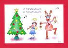 Sommerkafi Sool Weihnachtskarte