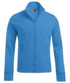 Men´s Jacket Stand-Up Collar bedrucken