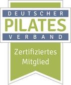 Deutscher Pilatesverband Zertifiziertes Mitglied
