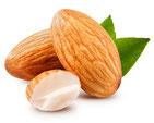 Kaltgepresstes Mandelöl - Rohstoff für die natürliche & vegane Lippenpflege von lipfein
