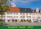 Saalfeld, Saale, Thüringen, Michael, Wenk, Wenki, Kalender, Daartor, Ostereierbaum, Klubhaus, Hutschachtel, 2018