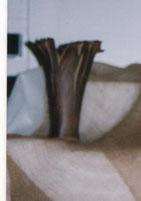 Grand Vase - Grès noir cuisson bois - Sylvie Ruiz Foucher-