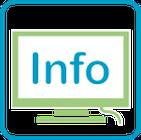 Icon: weitere Informationen