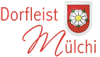Druckatelier46, Mülchi - Logogestaltung Dorfleist Mülchi