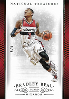 BRADLEY BEAL / Parallel - No. 6  (#d 5/5)