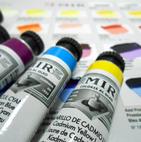 Pintura al óleo de la marca española MIR