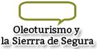 Oleoturismo y la Sierra de Segura