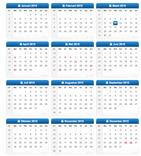 online jaarkalender 2015