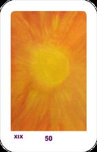 Lenah Orakel Karte - Die Sonne