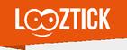Logo de l'entreprise Looztick fabriquant une étiquette permettant de prévenir le maître qui a perdu son chien par coach canin 16 educateur canin