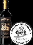 Domaine de Lavaur - AOC Cahors - 100 % malbec - Cuvée prestige bouteille bag in box magnum - vigneron indépendant de france