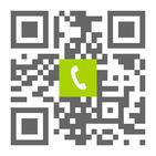 Telefon Zahnarztpraxis Dr. Thomas Schmidbauer, Dingolfing: Einfach scannen und anrufen!