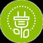 Soltermann Solar Fraubrunnen - Icon Eigenverbrauchsoptimierung und Speicher