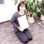 気功整体講座の講師「黒瀬美和子」