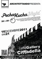 Pecha- Kucha Night #1