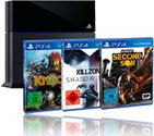 Handy Bundle Sony Playstation 4 + Spiel