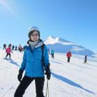 Skifahren zählt zum Trendsport in China.
