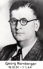 Georg Hornberger