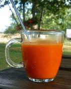 Vous pouvez par exemple vous concocter une soupe à la tomate méditerranée ou au Curry FiguActiv vers 17 ou 19h si vous diner tard.