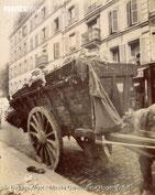A Paris au 19éme siècle