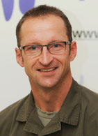 AUF/AFH Personalvertreter Obstlt Wolfgang Kautzki vom JgB25