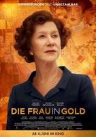 Die Frau in Gold Filmposter