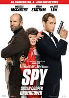 Spy Filmposter