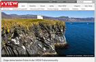 Leuchtturm von Arnarstapi - Island