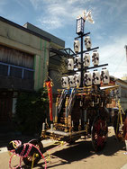 平成28年 8月7日(日):桑名石取祭