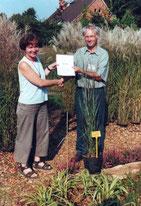 Internationale Auszeichnung für die Baumschule Camehl