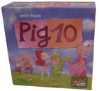 Schachtel des Spiels Pig 10
