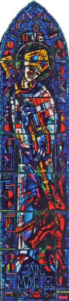 Notre-Dame 850 ans - Saint Marcel