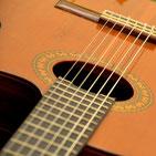 guitare groupe de musique Amérique du sud