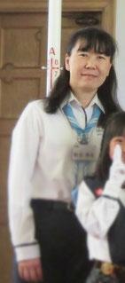 ガールスカウト神奈川県第22団 団委員長