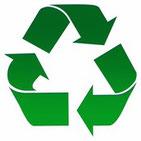 le symbole du recyclage