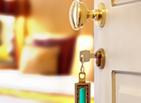 鍵の増設 セキュリティのための室内ドア等に鍵穴増設