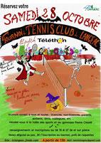 Téléthon Langeac / Téléthon Tennis / Téléthon sport