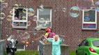 Aktion Seifenblasen
