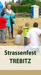 Strassenfest  Trebitz  2014