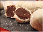 recette chocolat de noel, les truffes au cognac