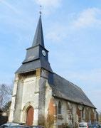 Eglise de Grattepanche- Ph: J ocelyne Monchaux