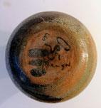 Vase en céramique, Gilbert Valentin, Les Archanges, Vallauris