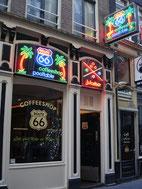 Coffeeshop Route 66 Amsterdam