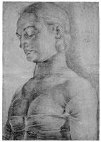Dürer: Heilge Apollonia